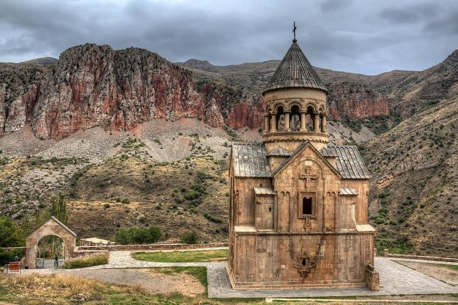 Day tour: Yerevan - Khor Virap - Noravank - Areni winery