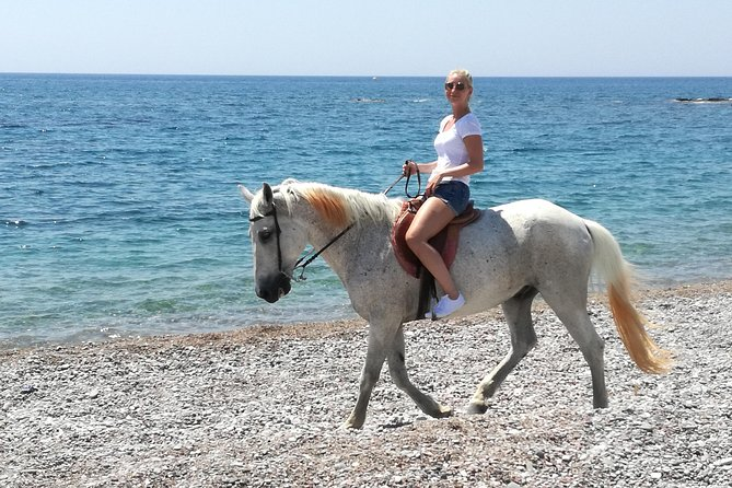Horse riding, Archery & southern Rhodes treasures