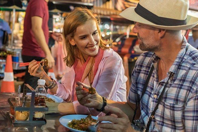 Private Tour: Bangkok Markten Foodie Tour met Canal Boat Trip