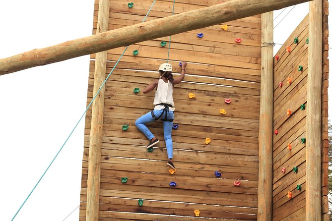 Open Climb Experience in Corner Baridi, Ngong Hills