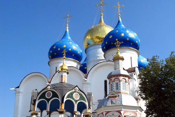 Russian Vatican (Sergiev Posad private tour with local guide)