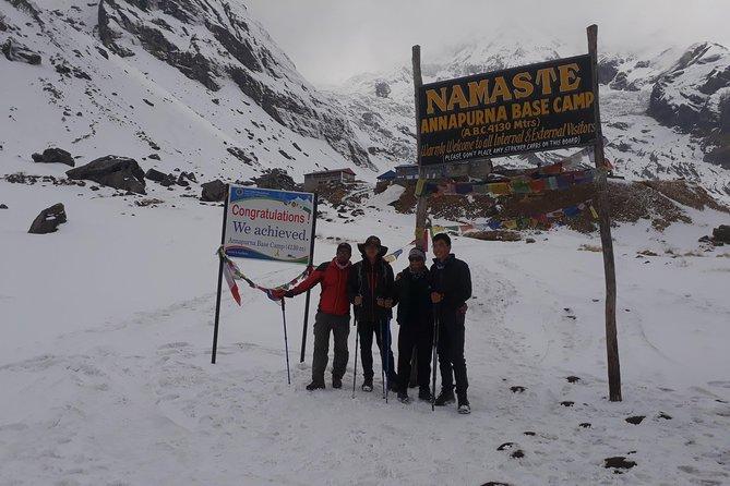 Budget Annapurna Base Camp 11 Days