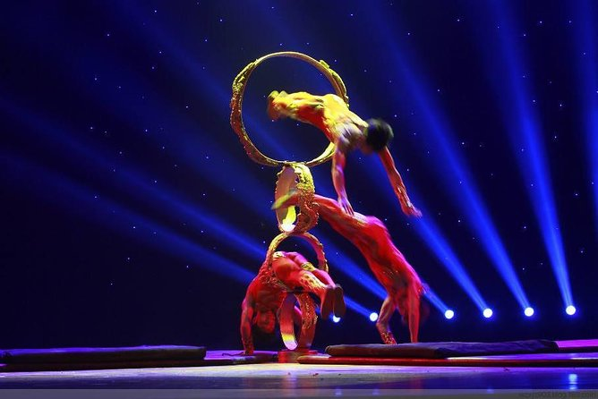Private Transfer to ERA Acrobats Show at Shanghai Circus World photo 5