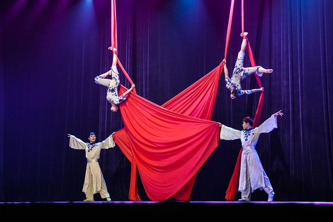 Private Transfer to ERA Acrobats Show at Shanghai Circus World photo 3