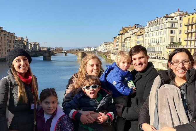 Highlights of Florence Private Treasure Hunt for Kids & Families with Gelato