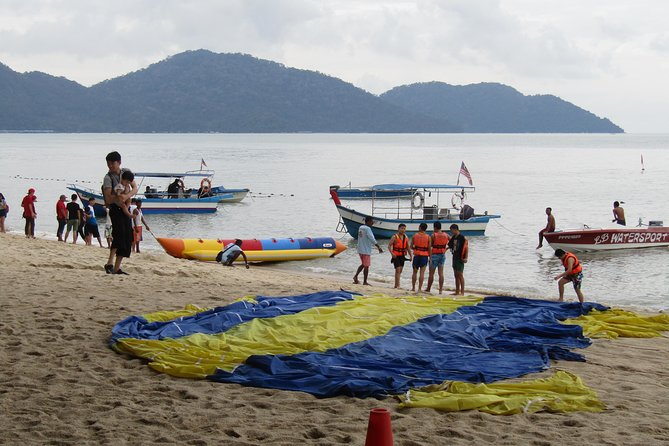 4D 3N Tour Paradise Perhentian, Redang Island - Penang Island Drop Off
