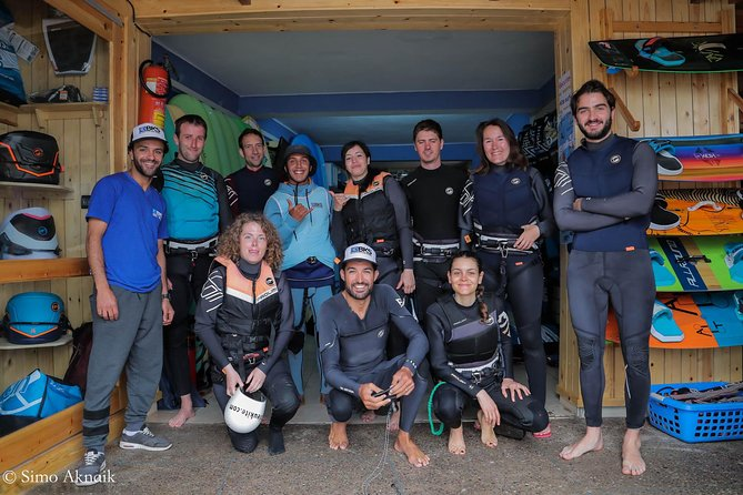 Certified Semi-Private Kitesurfing Initiation in Essaouira