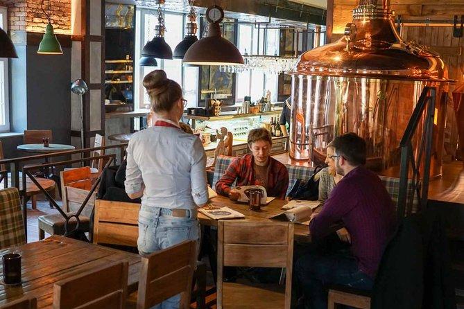 Breslau Privat-Führung mit Bier-Verkostung, 3 h (Gruppe 1-15 Personen)