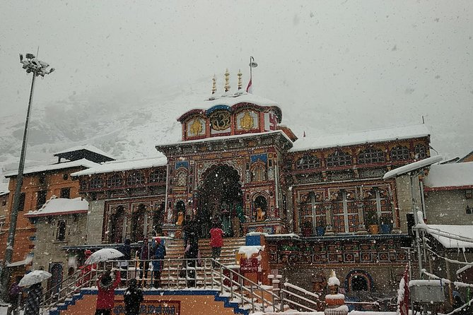 Group Tour: Chardham Yatra From Haridwar Fixed Departure