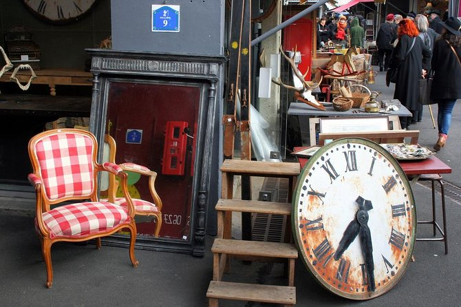 PARIS FLEA MARKET : The Ultimate Experience with a Local guide photo 10