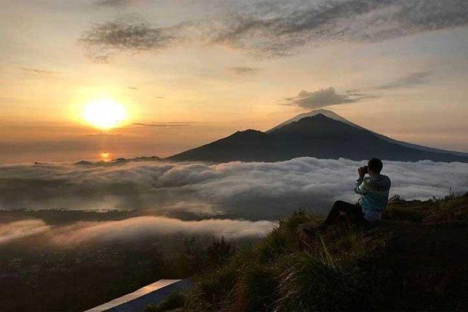 Bali Mount Batur Sunrise Trekking & Rice Terrace
