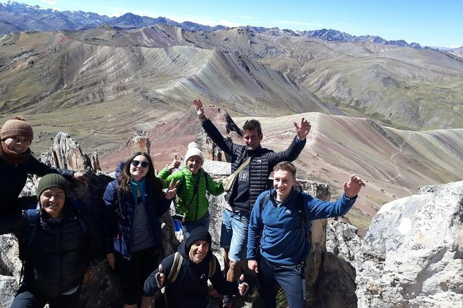 Tour to Palcoyo rainbow mountain - Cusco