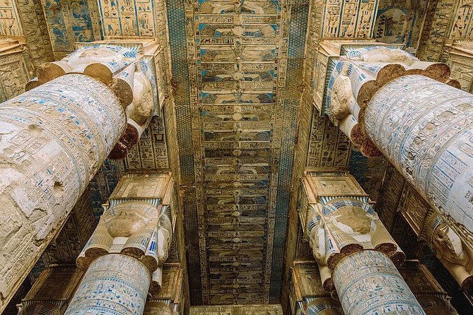 dendera and abydos temple from Luxor photo 1