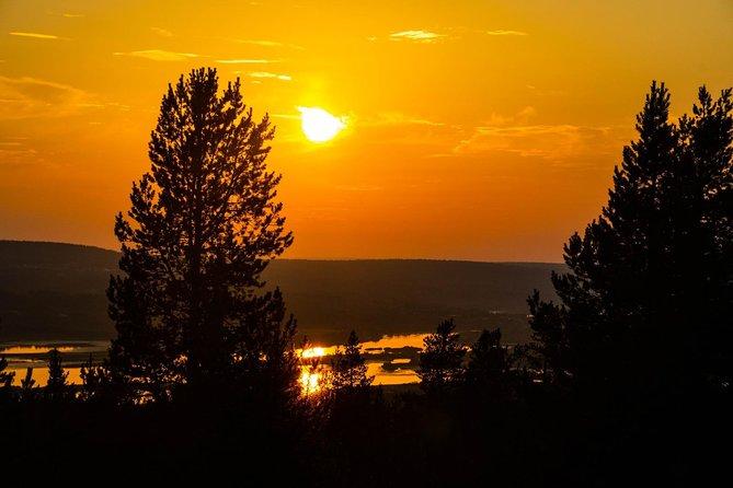 Midnight Sun, ATV Ride during the Golden Hour