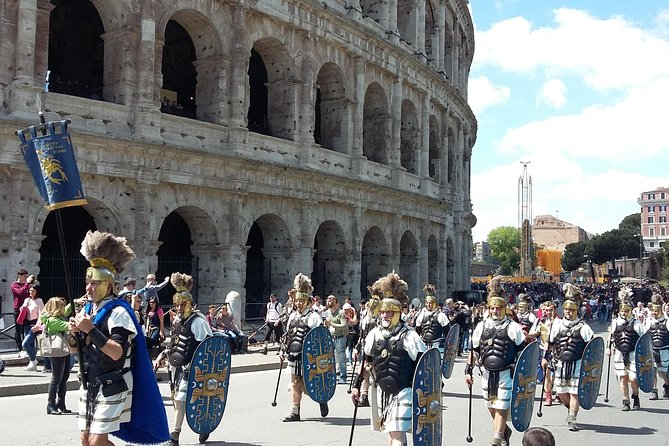 Kings and Emperors of Rome