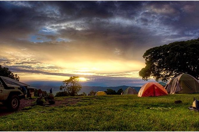 6 Days: Classic Camping( Tarangire, Manyara, Serengeti And Ngorongoro).