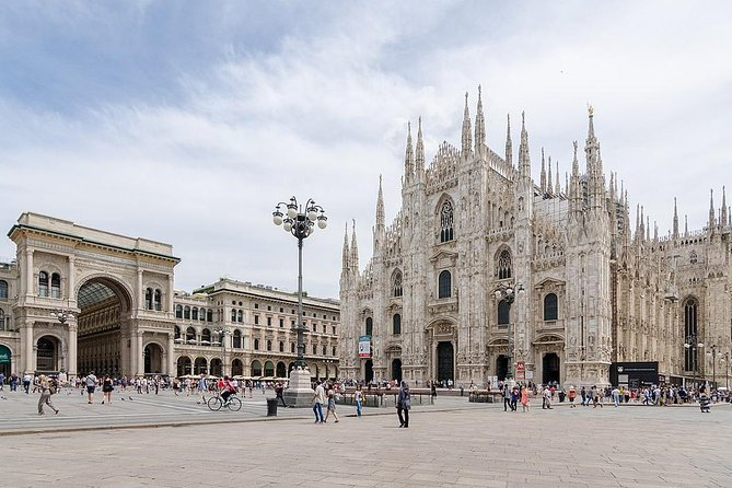 Milan Half-Day Sightseeing Tour photo 1