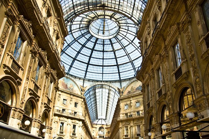 Milan Half-Day Sightseeing Tour