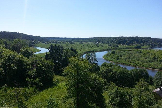 Vilnius Day Trip To Dzukija national park Including Grutas Park