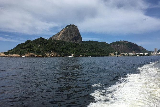 Rio From the Sea: Guanabara Bay Cruise with Optional Barbecue Lunch photo 3