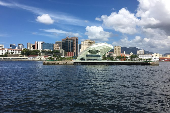 Rio From the Sea: Guanabara Bay Cruise with Optional Barbecue Lunch photo 4