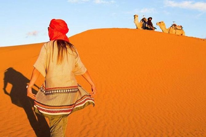 3 days Private Merzouga Trip Tours From Marrakech