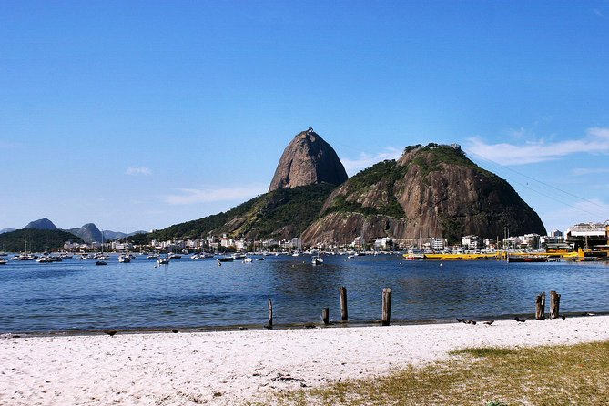 Rio From the Sea: Guanabara Bay Cruise with Optional Barbecue Lunch photo 9