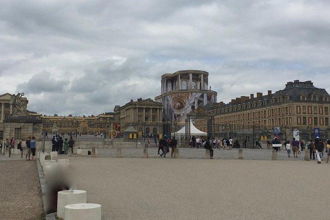 Return Transfer Van Privé Chateau de Versailles