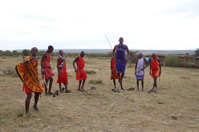 Animal Migration Safaris , Destination - Kenya