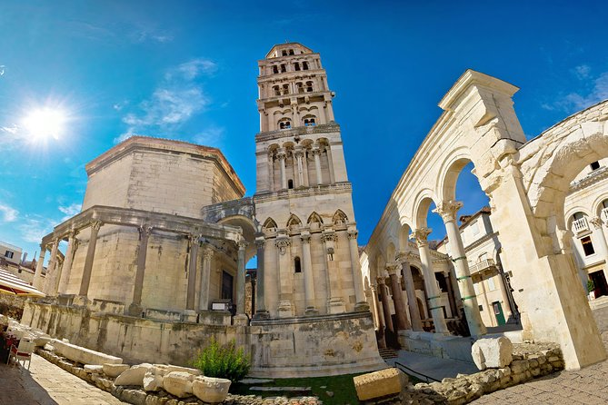 Excursão a pé dividida - Percorrendo a cultura e a história de Split