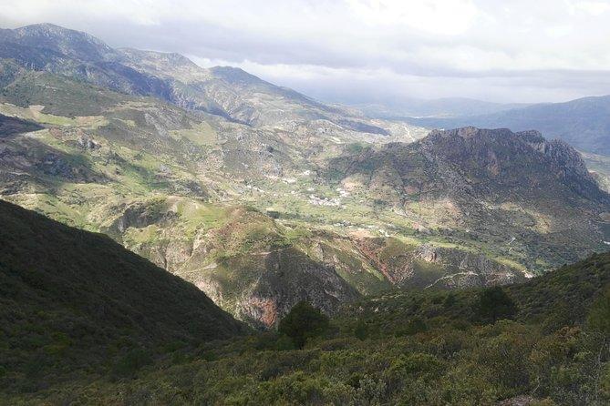 3 days trekking from chefechaouen