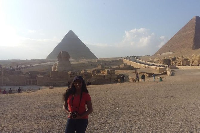Cairo Tours and Giza pyramids from Aswan by round Plane photo 9