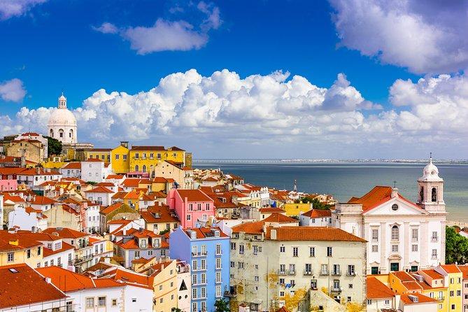 1 Hr City Tuk Tuk Tour of Lisbon