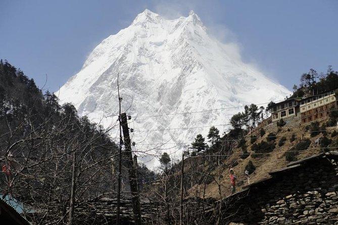 Manaslu Circuit the best challenging trek - 18 days