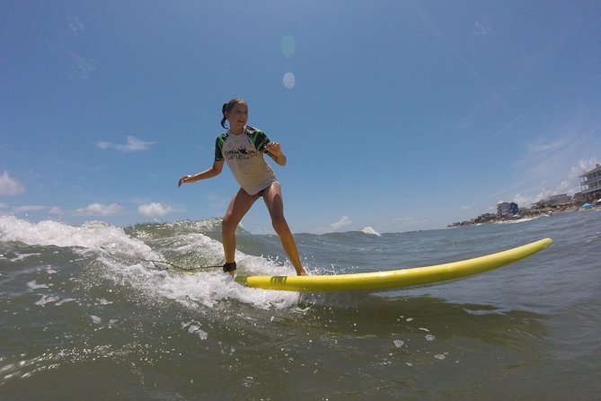 Learn to Surf in Charleston!