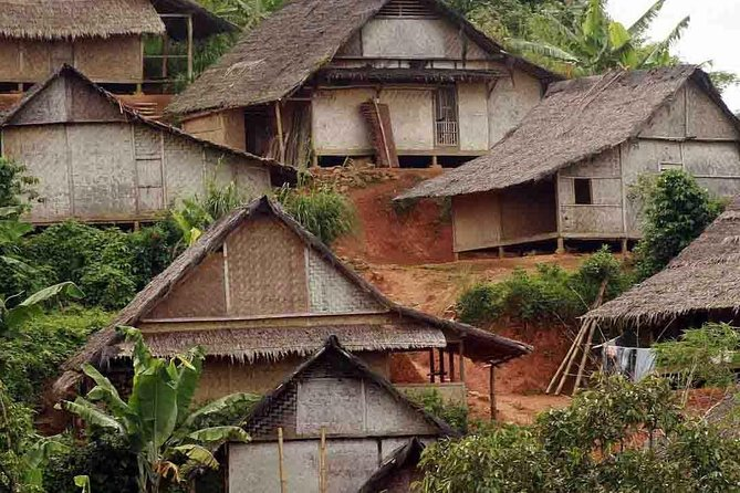 (Seat in Coach) Explore Baduy Village