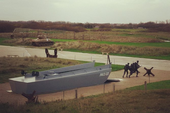Private American Dday tour from Bayeux