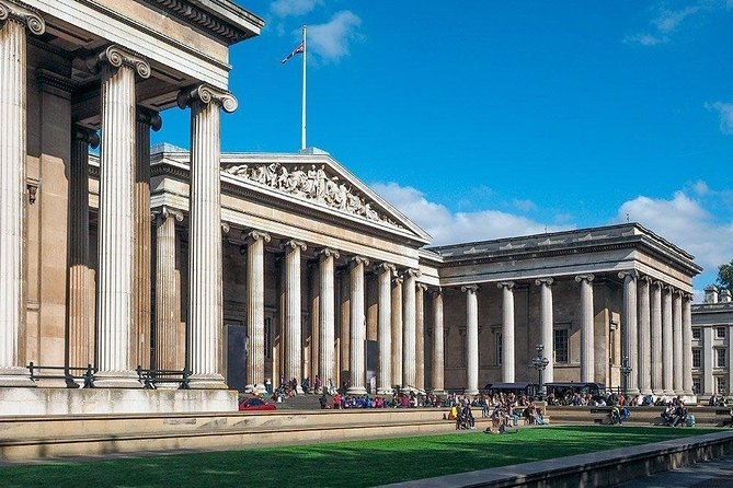 4 Hour Tour British Museum and Tower Of London (With Private Guide)