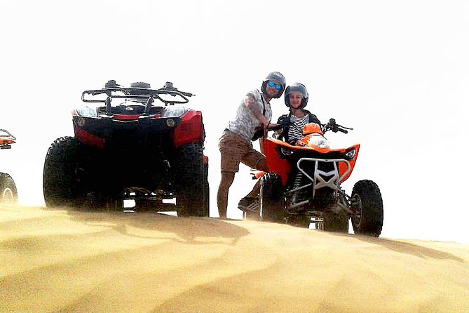2h quad biking on the beach of Essaouira