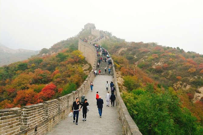 Beijing 2 Days Group Tour Including Mutianyu And Badaling Great Wall photo 7