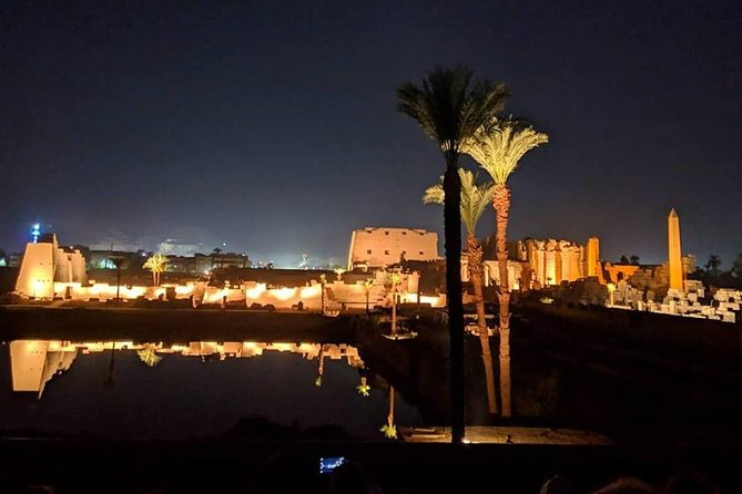 luxor sound and light show at karnak temple night tour