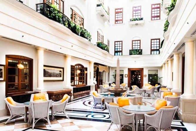 High Tea At The Atrium Restaurant, Imperial Hotel, New Delhi