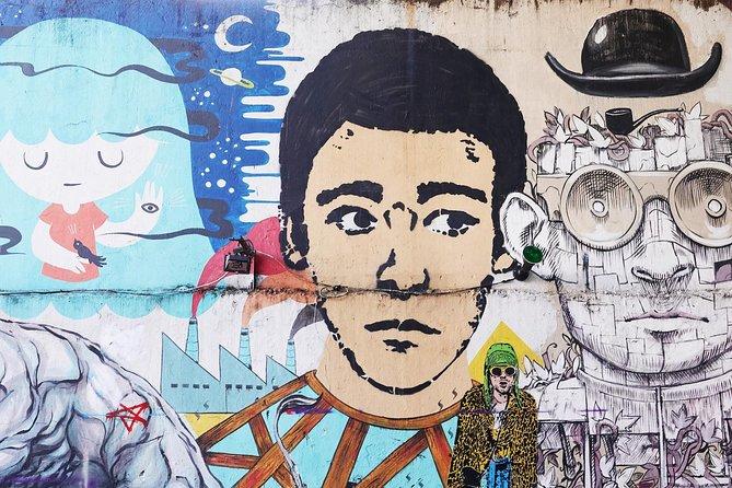 Small-Group Buenos Aires Graffiti Art NorthTour