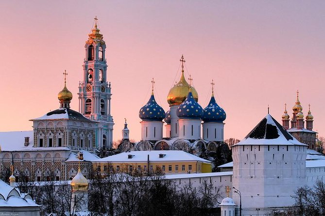 Mystery of Sergiev Posad and its churches