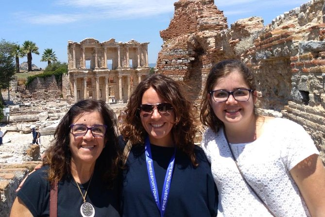 For Cruise Guests : Best of Ephesus Private Tour / Kusadasi Tours
