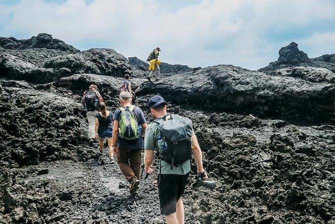 Sierra Negra Volcano Walking Tour in Isabela Island