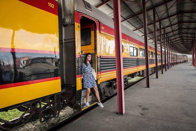 Train and Portobelo + Expansion