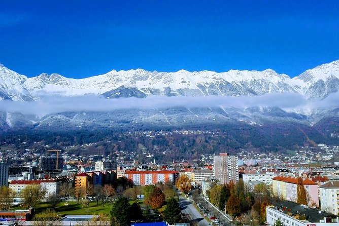 Private tour from Munich to Vienna including Innsbruck and Salzburg