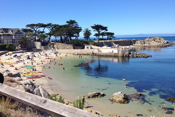 10 Hour Monterey & Carmel Private Tour in a Luxury Vehicle