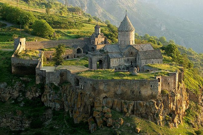 One day affordable private tour to Tatev cable car and Tatev monastery